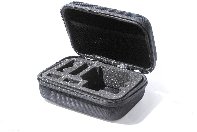 Tamaño pequeño de hasta de viaje PROtastic funda con carcasa de almacenamiento para GoPro Hero cámara y accesorios PROtastic.co.uk 1040