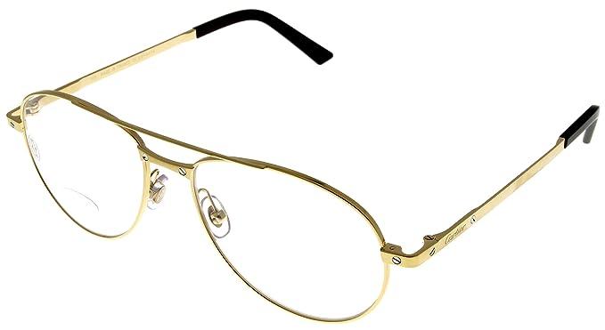 7eafc76dd0 Image Unavailable. Image not available for. Colour  Cartier Prescription  Eyeglasses ...