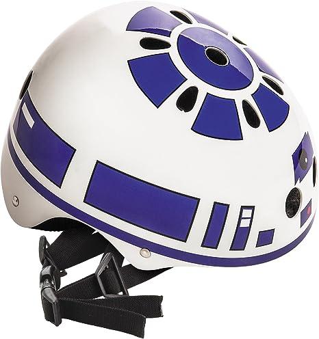 Mondo Casco Star Wars Disney R2-D2 ABS Adaptable: Amazon.es: Deportes y aire libre