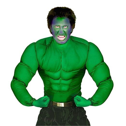 WIDMANN Widman - Disfraz de Hulk para niño, talla 11-12 años (12588): Amazon.es: Juguetes y juegos