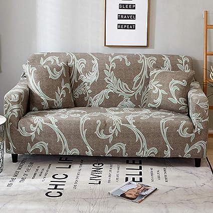 AMZJIEFU Funda para Sofa,Fundas de sofá Modernas de Dos y ...