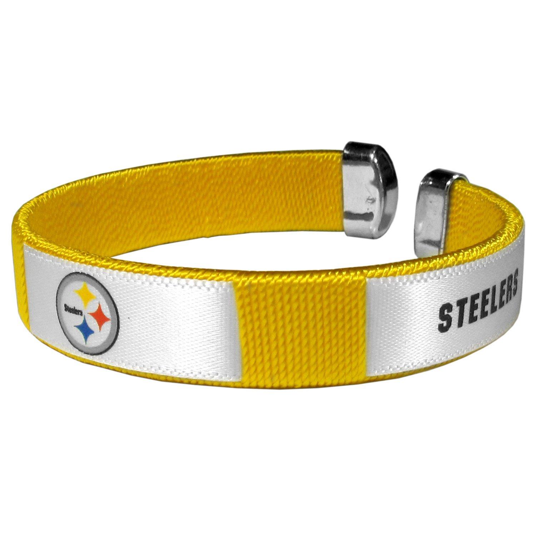 NFL Pittsburgh Steelers Fan Band Bracelet