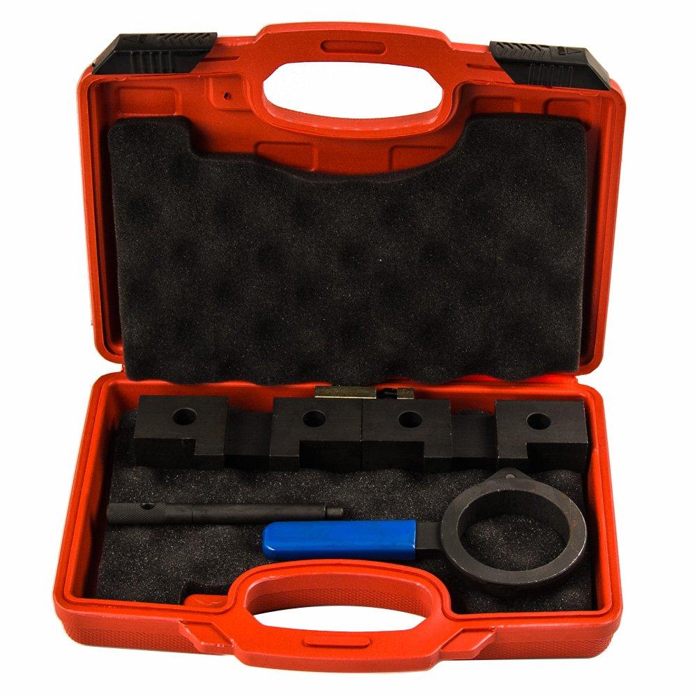 maXpeedingrods Camshaft Timing Tool Kits for BMW M54 M52 M50 Vanos Valve Locking Engines Repairing Tools
