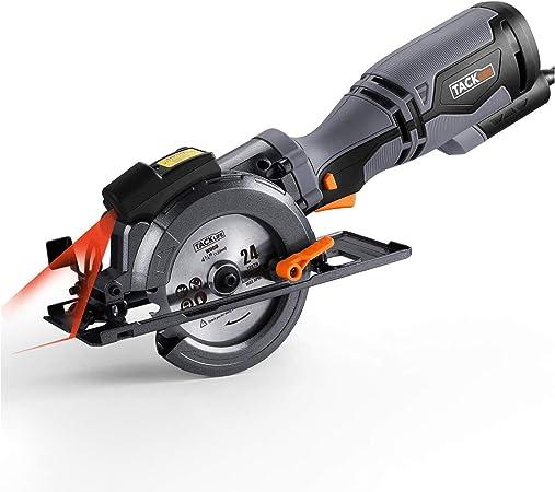 MiniSäge Laser 600 W Handkreissäge Tauchsäge lames de scie les Lignes de Coupe Laser