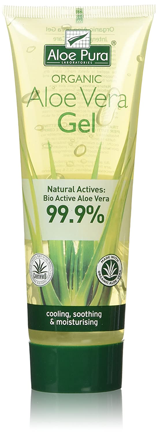 Aloe Pura Aloe Vera Skin Gel 100ml [Personal Care] Optima Consumer Health Ltd 6330