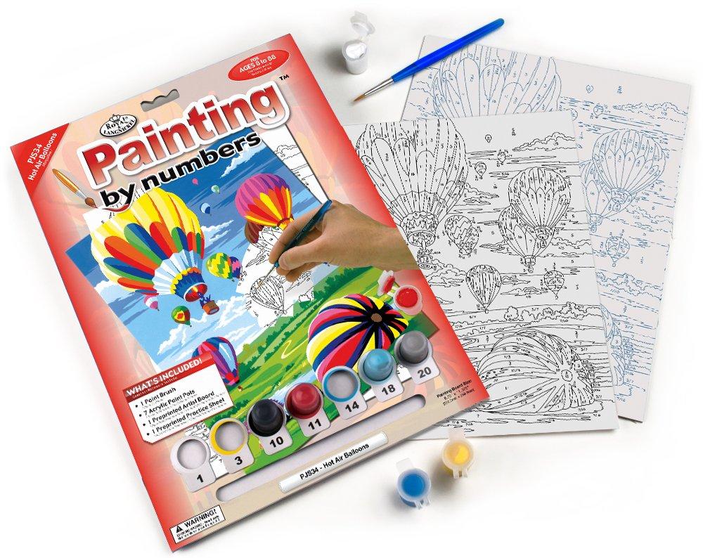 Royal & Langnickel - Juguete de pintura por números (PJS34 ...