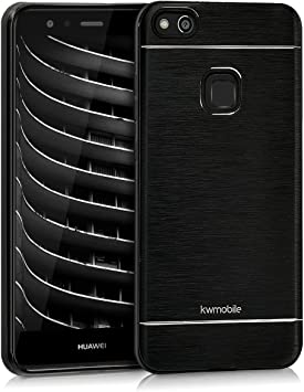 kwmobile Funda Compatible con Huawei P10 Lite -Carcasa de Aluminio ...