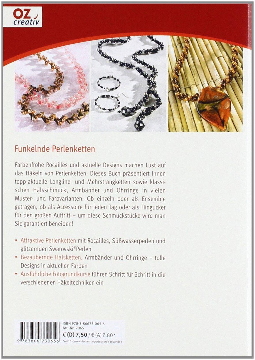 Perlenketten häkeln. Toller Schmuck im modernen Design: Amazon.de ...