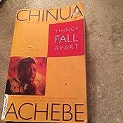 Amazon Com Things Fall Apart 9780385474542 Chinua Achebe Books