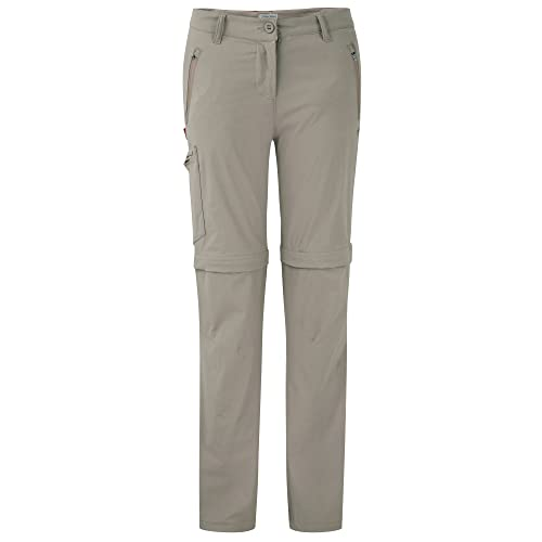 Craghoppers Womens/Ladies NosiLife Pro Convertible Walking Trousers