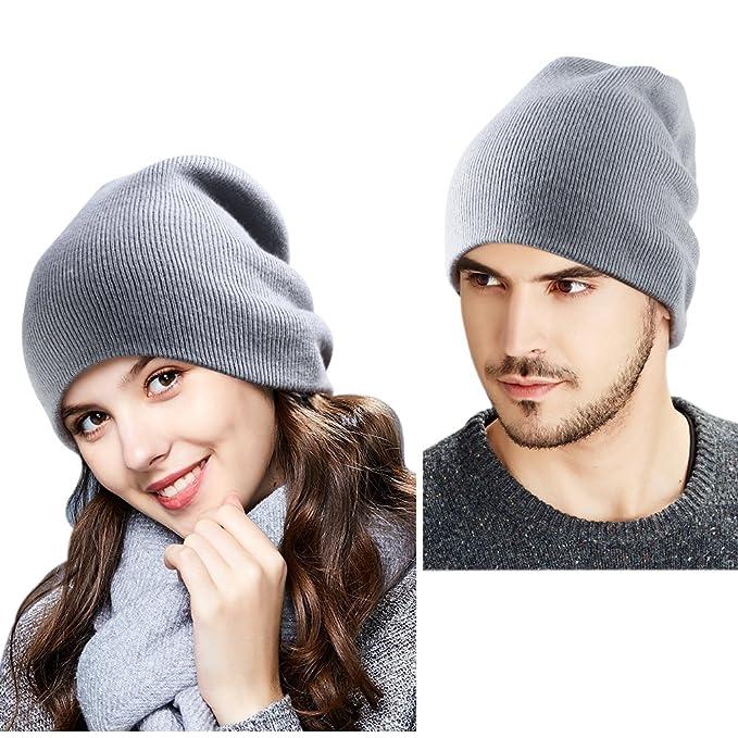 Youngdo Cappello Invernale Antistatico Beanie Berretto in Maglia per  Mantenere al Caldo e Creare un Senso 720a748ea2cd