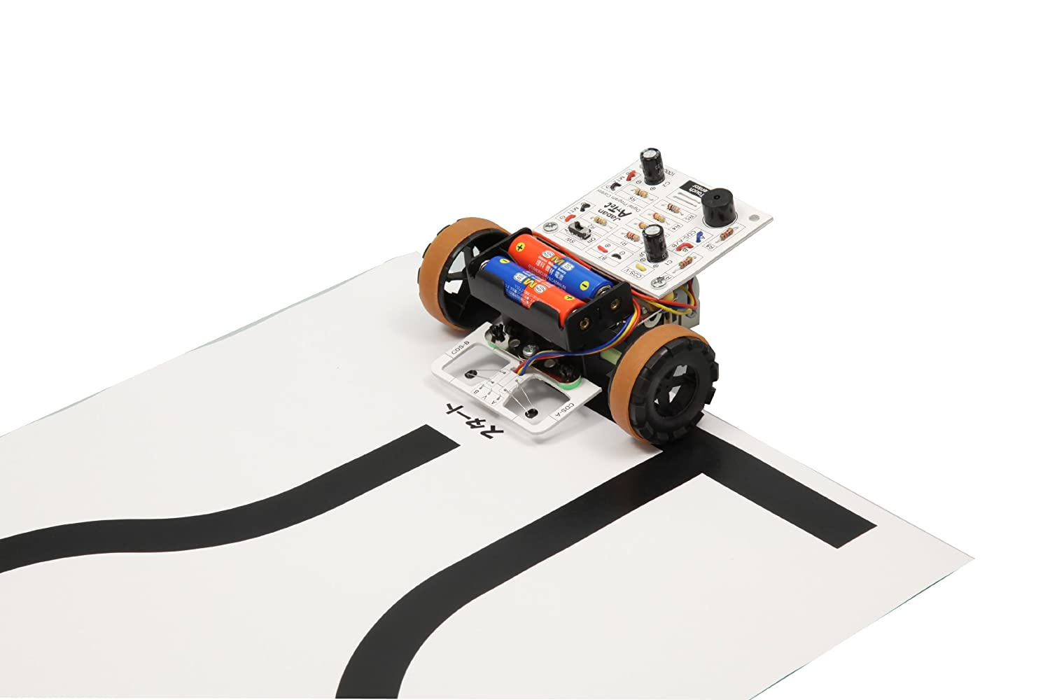 ducation 93559 PC programmable tra-age Robot Artec