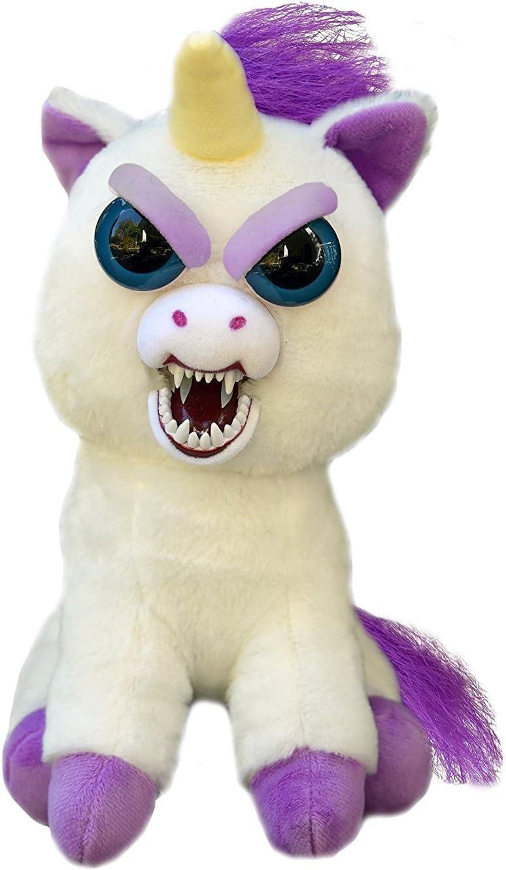 Fiesty Pets Unicorn Glenda Glitterpoop Unicorn Plush Kids Fun Toys Gifts f40