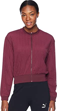 PUMA Women's Luxe Jacket