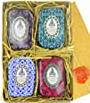 Ancient Ayurveda Authentic Handmade Woodash Soaps (Pack Of 4)