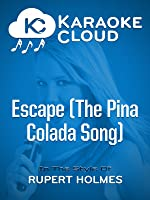 Karaoke Cloud - Escape (The Pina Colada Song)
