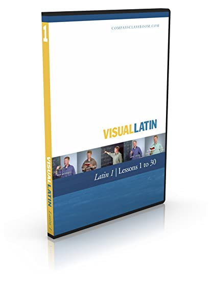 Amazon.com: Visual Latin - Latin 1: Dwane Thomas, Thomas Purifoy ...