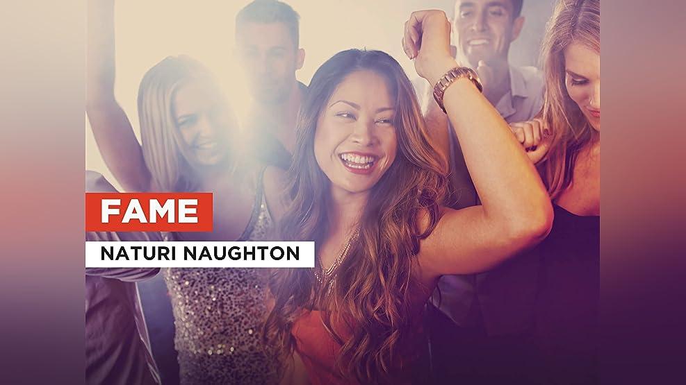 Fame in the Style of Naturi Naughton