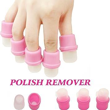 GODET – Pinzas para quitar uñas postizas – Gellen Nail Art dépose accesorio herramienta manicura 10pcs