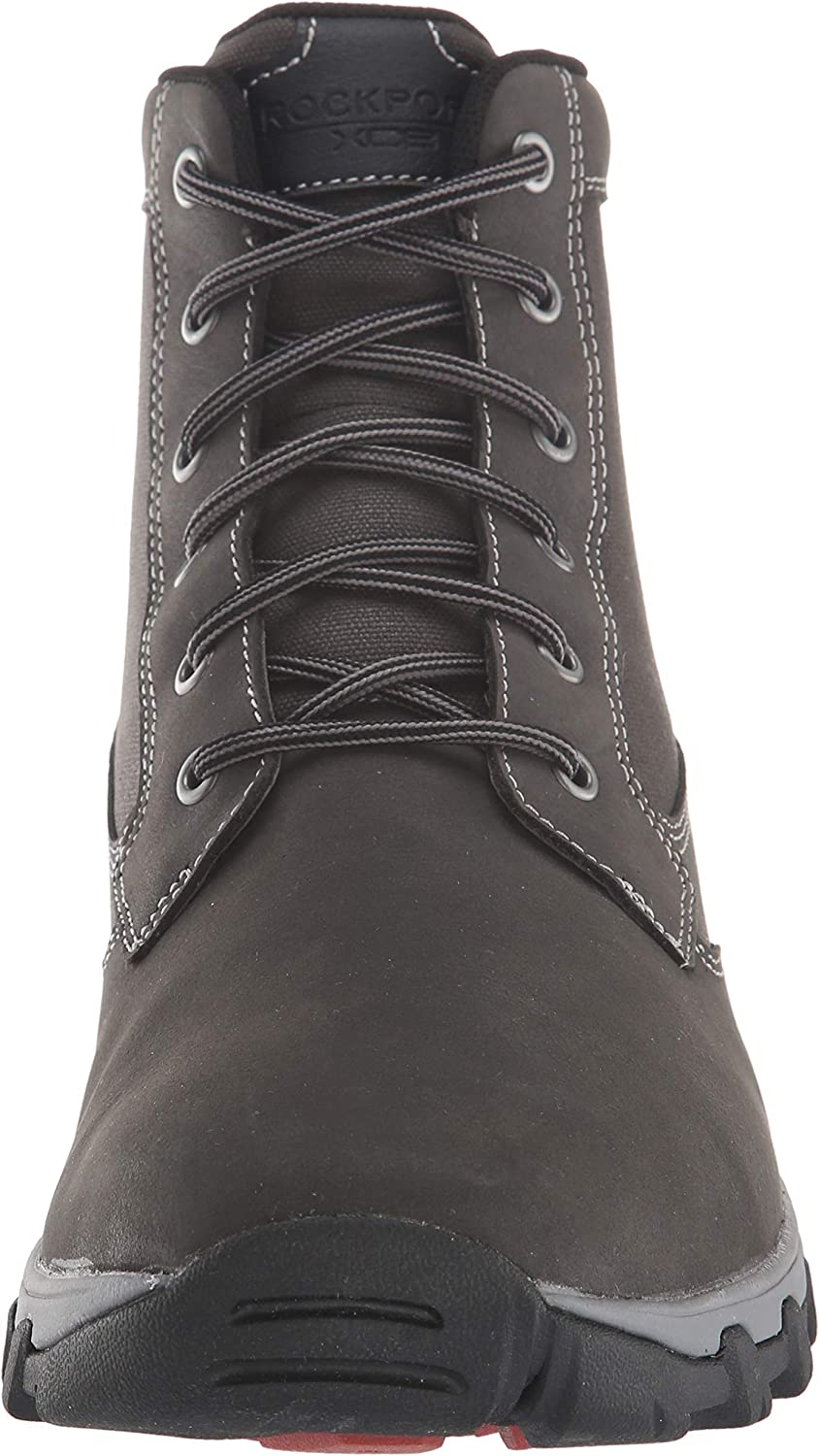ROCKPORT Men's Cold Springs Plus Mid Boot Boot Grey