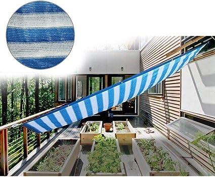 WUHX Sombras Resistentes a los Rayos UV Velas de Sombra, Paño de protección Solar para el Patio, Balcón, Jardín, Exterior, Patio, Terraza para pabellón con Cubierta de pérgola,4 * 4m: Amazon.es: Deportes