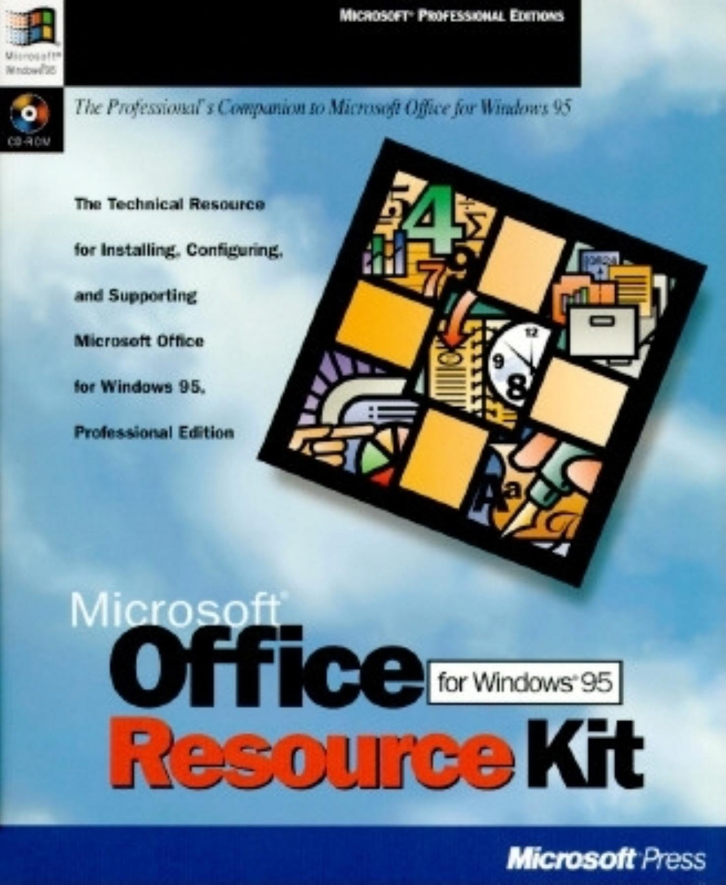 Buy Office 95 Resource Kit (Microsoft Professional Editions) Book