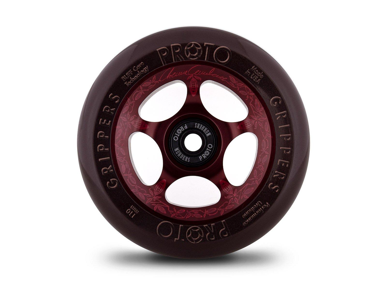 Proto Gripper Wheels - Chema Cardenas Signature by Proto (Image #1)