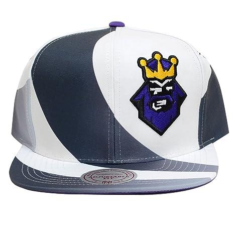 super popular 87081 1d379 Mitchell   Ness NHL Team Vintage 3rd Jersey Snapback Hat (Los Angeles Kings)