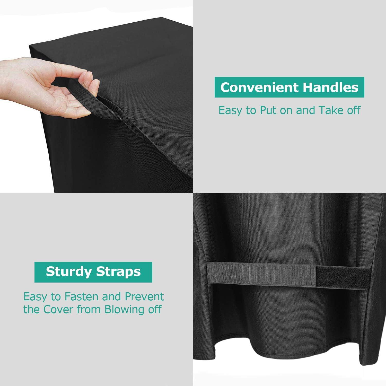 Smoke Hollow Smoker Accessories Cover SunPatio Waterproof 40inch Square Gas New