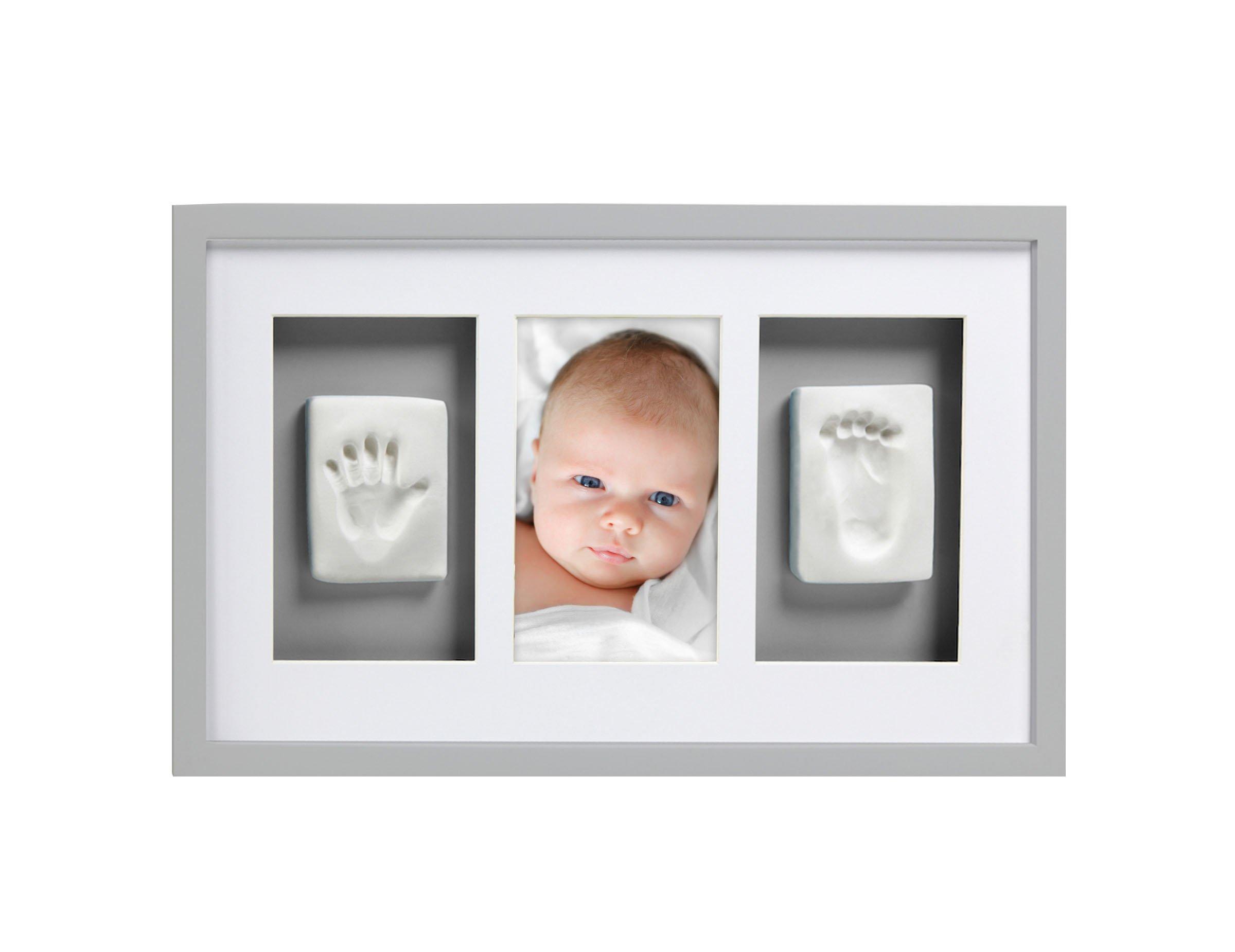 Amazon Com Pearhead Babyprints Baby Handprint And