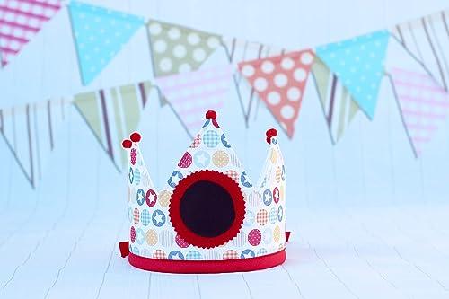 Pittitus corona cumpleaños estrellas para bebés y niños ...
