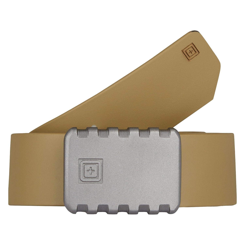 Style 59504 5.11 Tactical Mens 1.5-Inch Nylon Cast Aluminum Buckle Apex T-Rail Belt