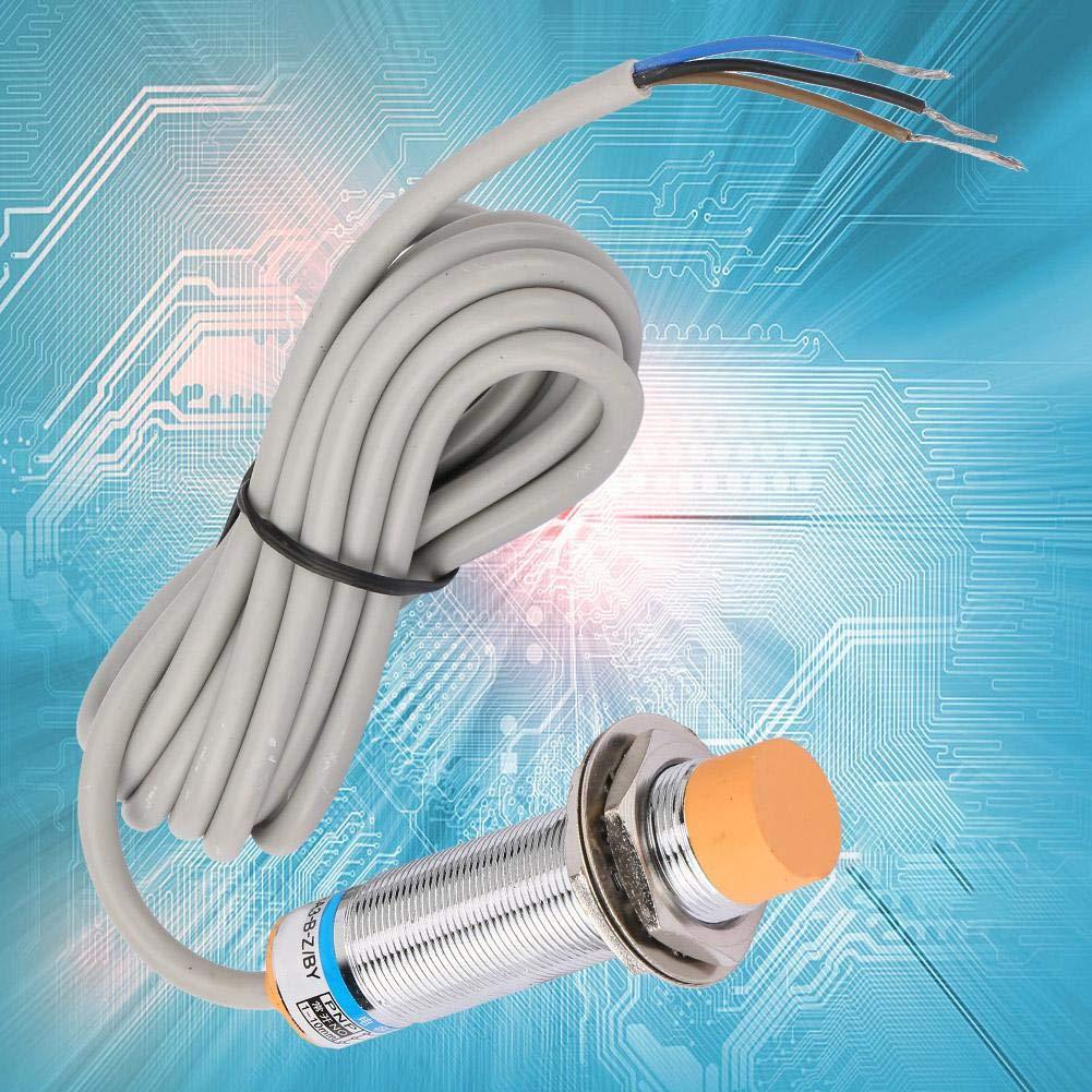 Capteur de Proximit/é Inductif CC LJC18A3-B-Z//BY /à 3 fils PNP Normalement Ouvert