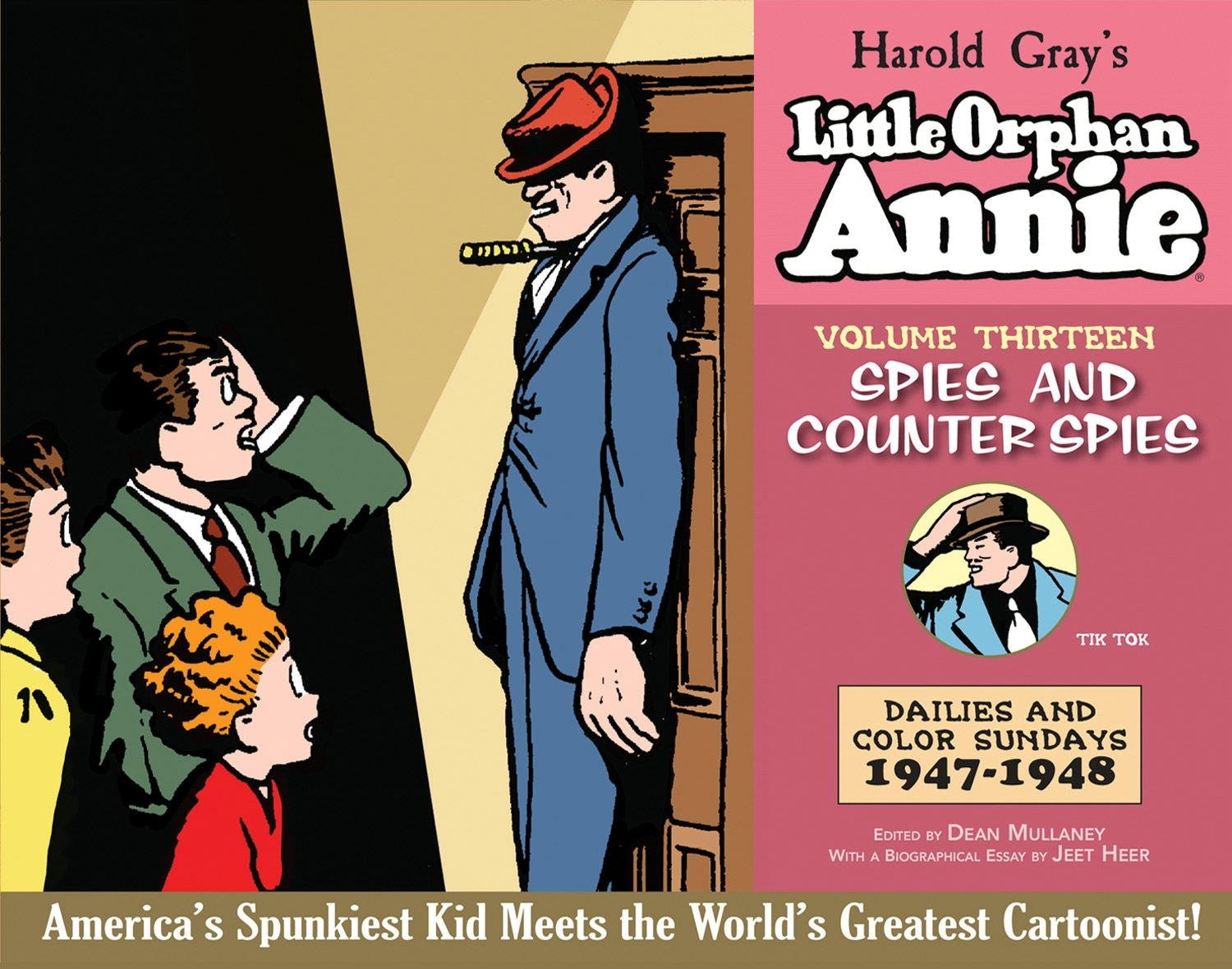 Complete Little Orphan Annie Volume 13 ebook