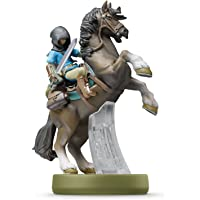 Link (Rider) amiibo: Breath of The Wild - The Legend of Zelda Series - The Legend of Zelda Series Edition