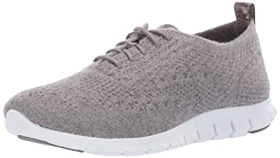 09578cda7dfb8 Cole Haan Women's's Zerogrand Stitchlite Wool Oxford: Amazon.co.uk ...