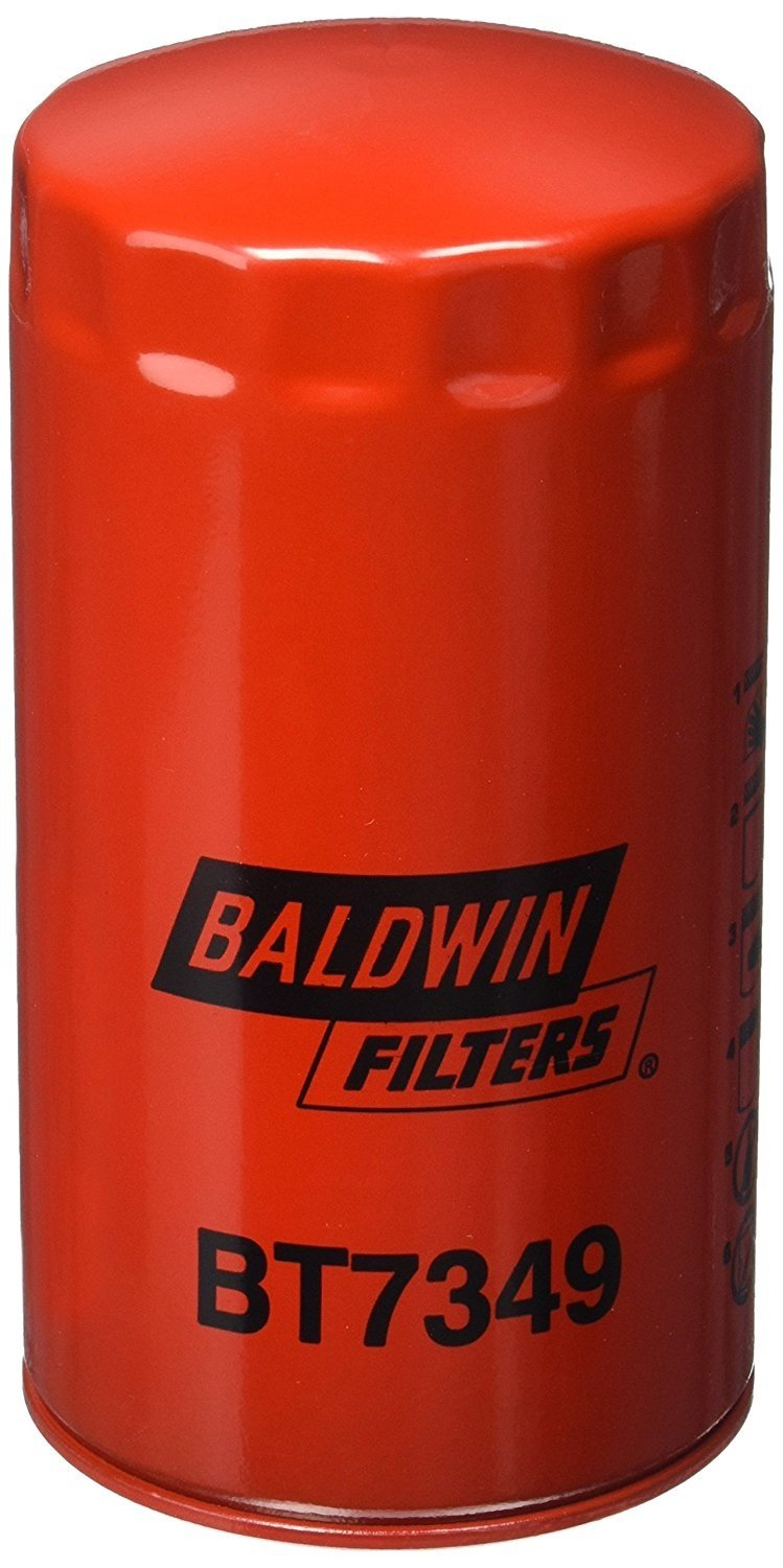 Baldwin BT7349 Heavy Duty Lube Spin-On Filter (Pack of 12) by Baldwin