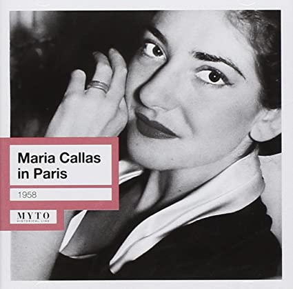 Various: Maria Callas in Paris