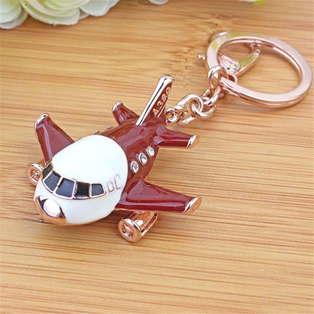 Amazon.com: Lindo Kawaii Crystal Rhinestone Airbus aviones ...