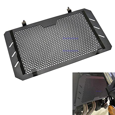 Motorcycle Accessories Radiator Guard Protector Grille Grill Cover For  Kawasaki VULCAN S 2015-2018