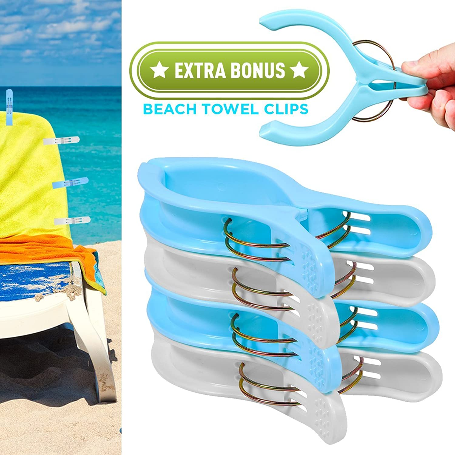 Bulk Beach Towel Clips: Cruise Luggage Tags Traveling Durable PVC E-Tag Holders