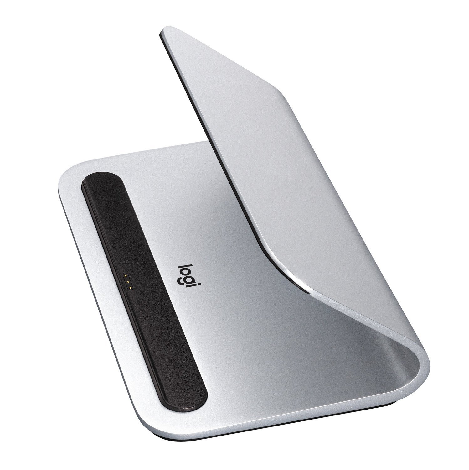 BASE Wireless Charging Stand with Smart Connector Technology for iPad, iPad Air and iPad Pro - SILVER - N/A - N/A - EMEA - NON APPLE