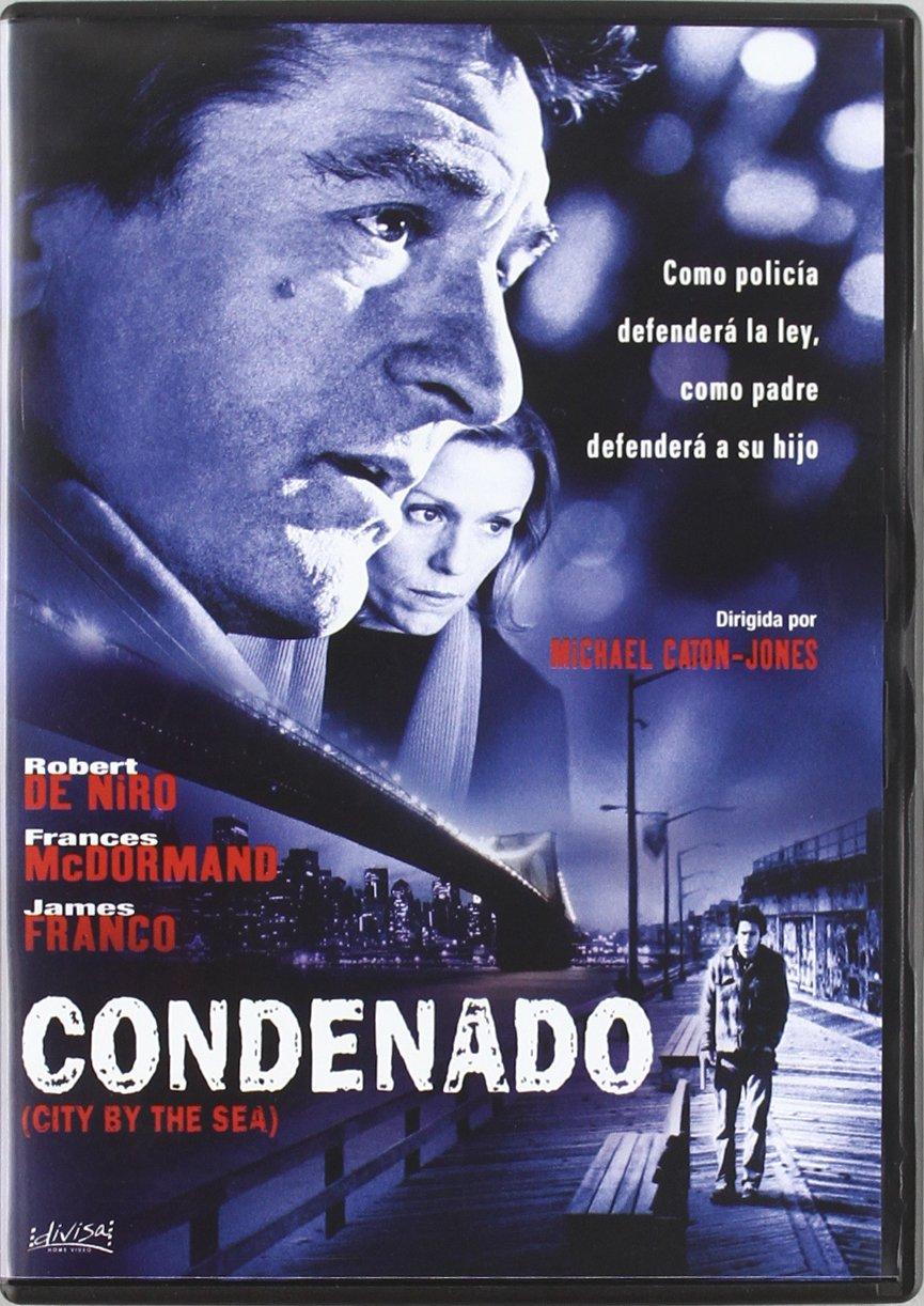 Condenado [DVD]: Amazon.es: ROBERT DE NIRO, FRANCES McDORMAND, JAMES FRANCO, MICHAEL CATON-JONES, ROBERT DE NIRO, FRANCES McDORMAND: Cine y Series TV