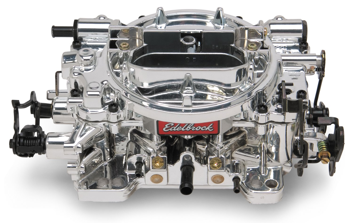 Amazon.com: Edelbrock 18054 Thunder Series AVS Carburetor: Automotive