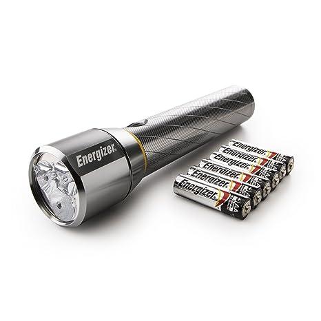 0af9681fa Amazon.com: Energizer LED AA Flashlight with Digital Focus, Ultra ...