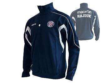 Macron Hajduk Split M15 Home Short blau Heim Fan Short Kroatien Fu/ßball Turnhose