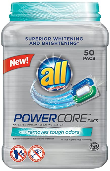 All Powercore Laundry Detergen...