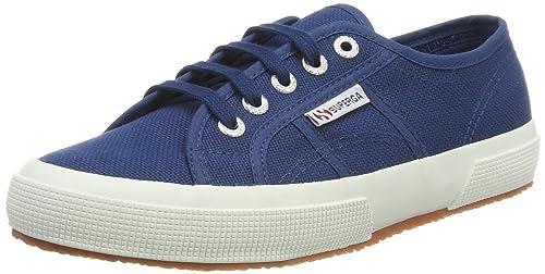 04ad080efb Superga 2750-Cotu Classic, Zapatillas Unisex Adulto, Azul (Blue MD Cobalt),  35 EU: Amazon.es: Zapatos y complementos