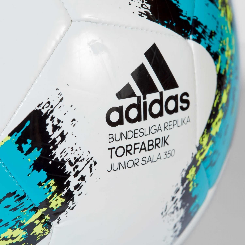 adidas Torfabrik Js350 Balón, Hombre, (Blanco/Azuene/Negro/Amasol ...