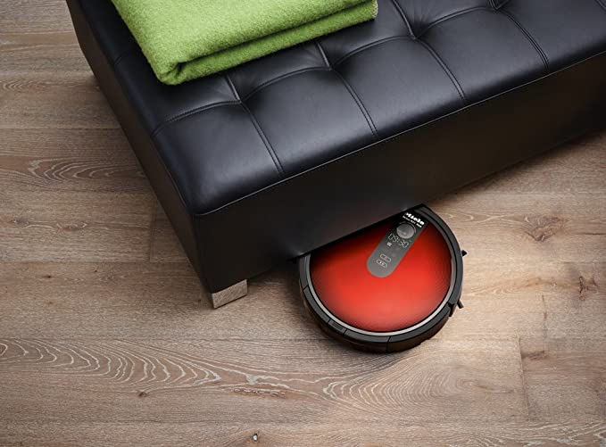 Miele RX1 Scout Robotic Vacuum Cleaner, 11 W, Red (UK Stock ...